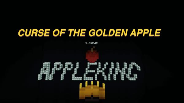 Проклятие золотого яблока - карта с приключениями и испытаниями [1.12.2]