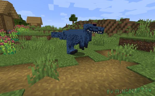 Ferrum Project-Динозавры [1.16.5]