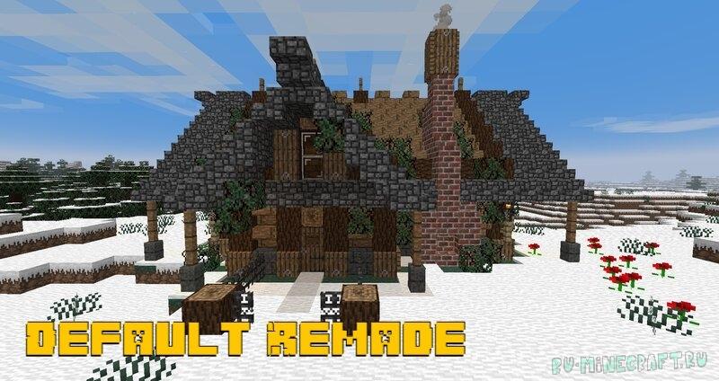 Default Remade - nostalgic-style [1.17.1] [16x]