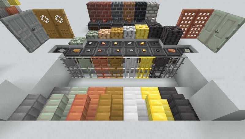 Create Deco - декоративные блоки для криэйт [1.16.5]