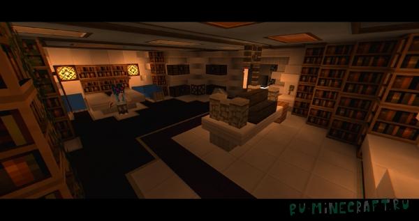 """SUMMERTOWN 3 Re:Demption"" - карта ремейк [Map][1.10.2] [Custom npc]"