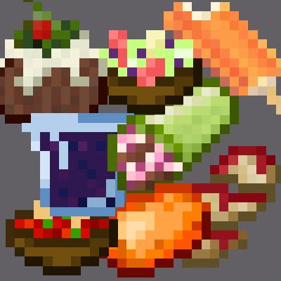 Simple Delights - совместимость еды Simple Farming и Farmer's Delight [1.16.5]