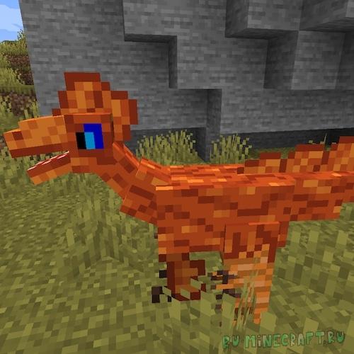 Deinonychus - парочка динозавров [1.16.5]