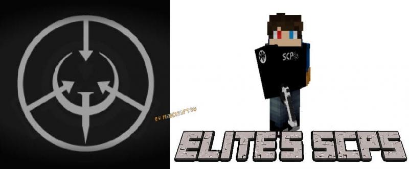 Elite's SCPS - мод на тематику SCP [1.16.5] [1.12.2]