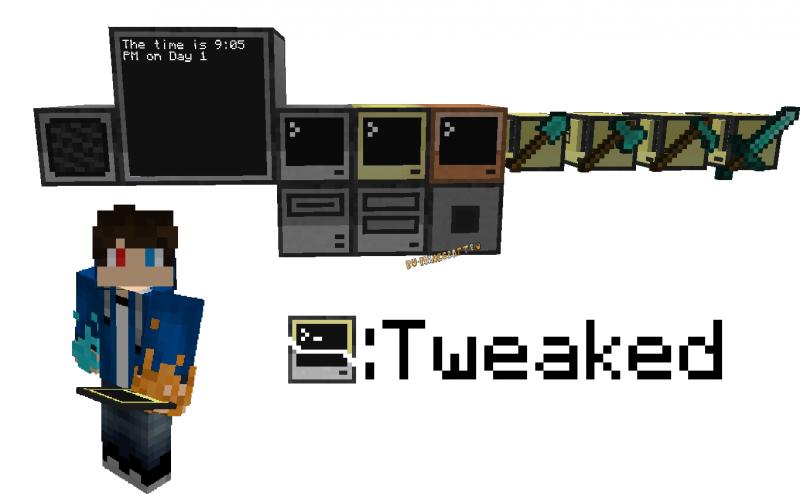 CC: Tweaked - программируемый компьютер [1.17.1] [1.16.5] [1.15.2] [1.14.4] [1.12.2]