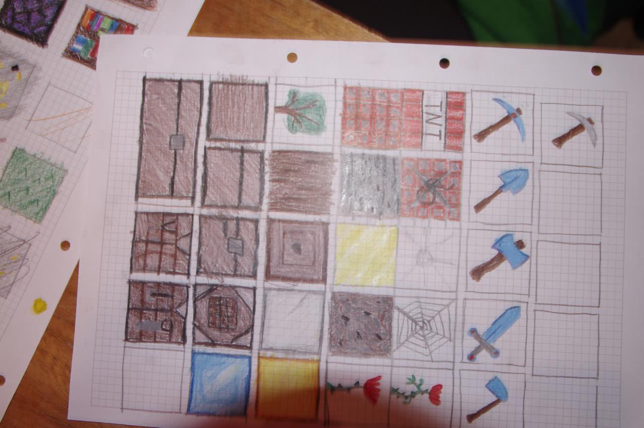 Паки minecraft texture pack дата 31 01 2012 10 43