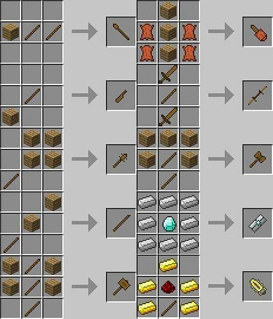 Как обычно всё скопировать в minecraft jar