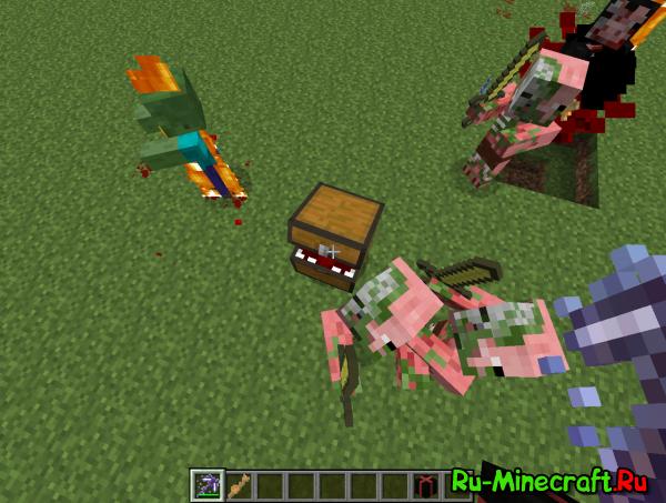 Скачать minecraft 1 7 2 скачать minecraft 1 6 1 1