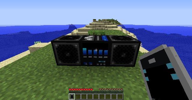 Как заменить музыку в minecraft 164