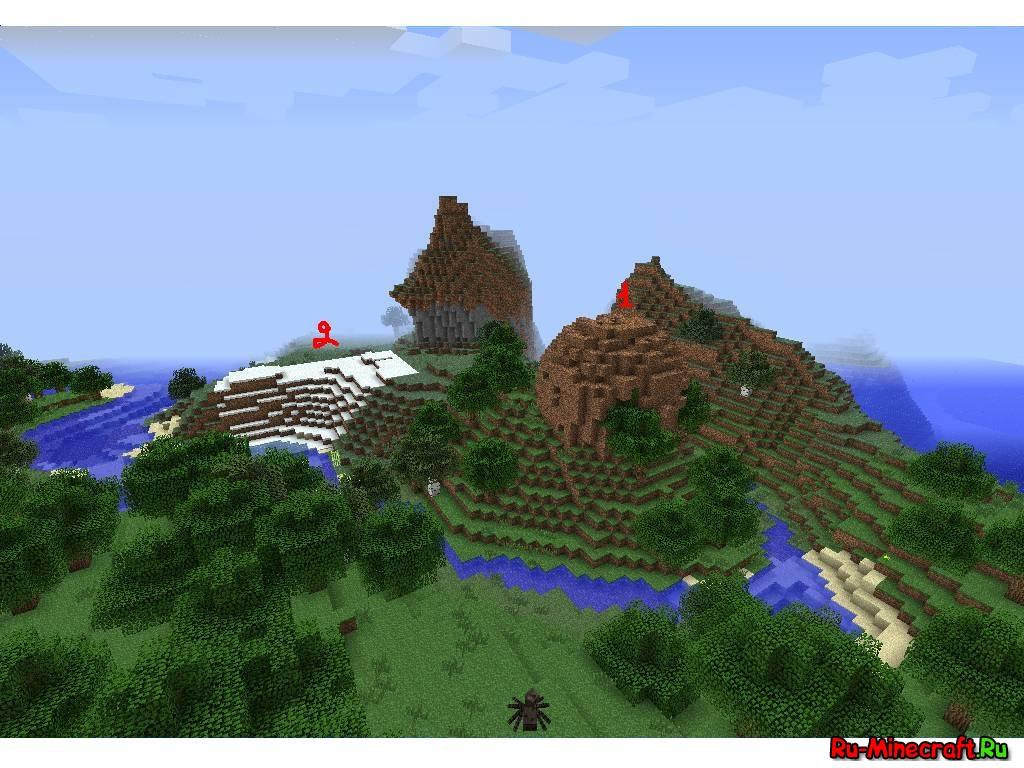 Как сделать овец в minecraft фото 573