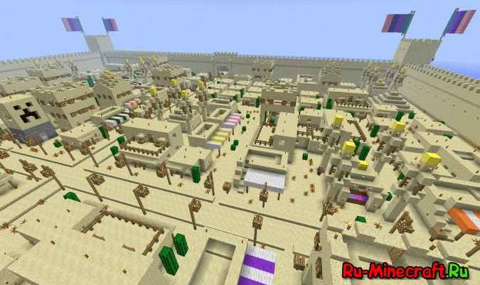 Майнкрафт Сервер Minecraft Net