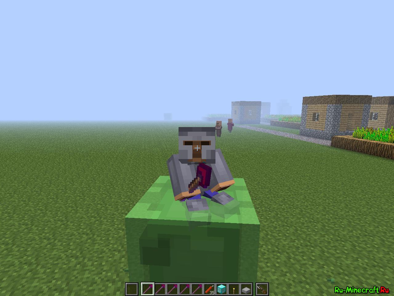 Скачать бесплатно Minecraft 1.8.8