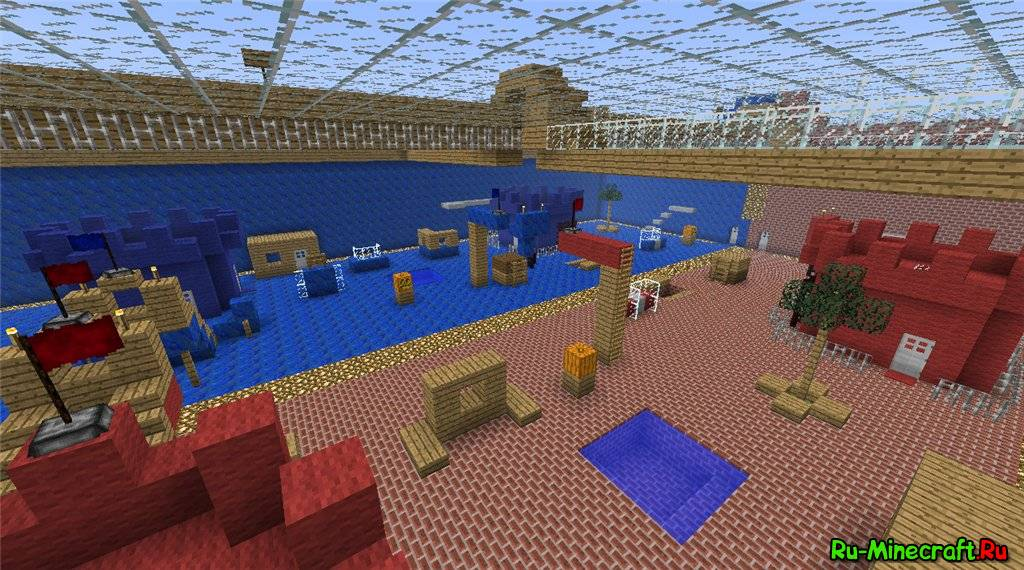 Download Digital Paintball Mod Minecraft