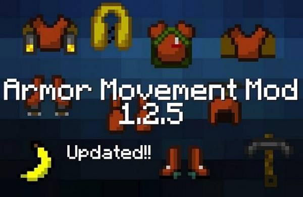 Armor movement mod много новой