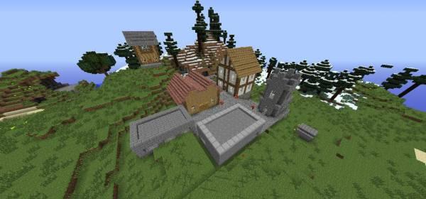 Minecraft с квестами лаунчер
