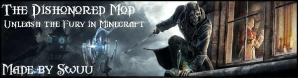 [1.4.2] Dishonored Mod v1.1b - �������� ������ � Minecraft(+�����)