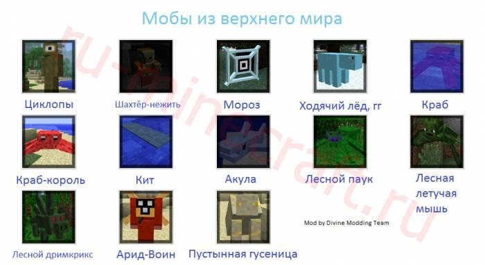 Как сделать в Майнкрафт Все рецепты Майнкрафт 36