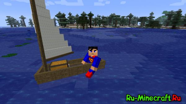 1.4.7 The Elegant Punt - Настоящая лодка + обзор