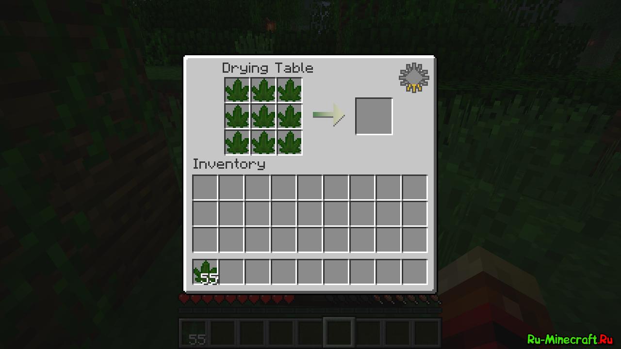 Крафт книжных полок, использую лишь дерево, для MineCraft 1.8.