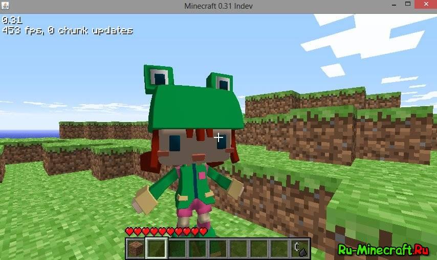 minecraft indev 0.31