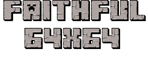 [1.4.7-1.5][64x]Faithful 64x64 - ����� �������� ���������!