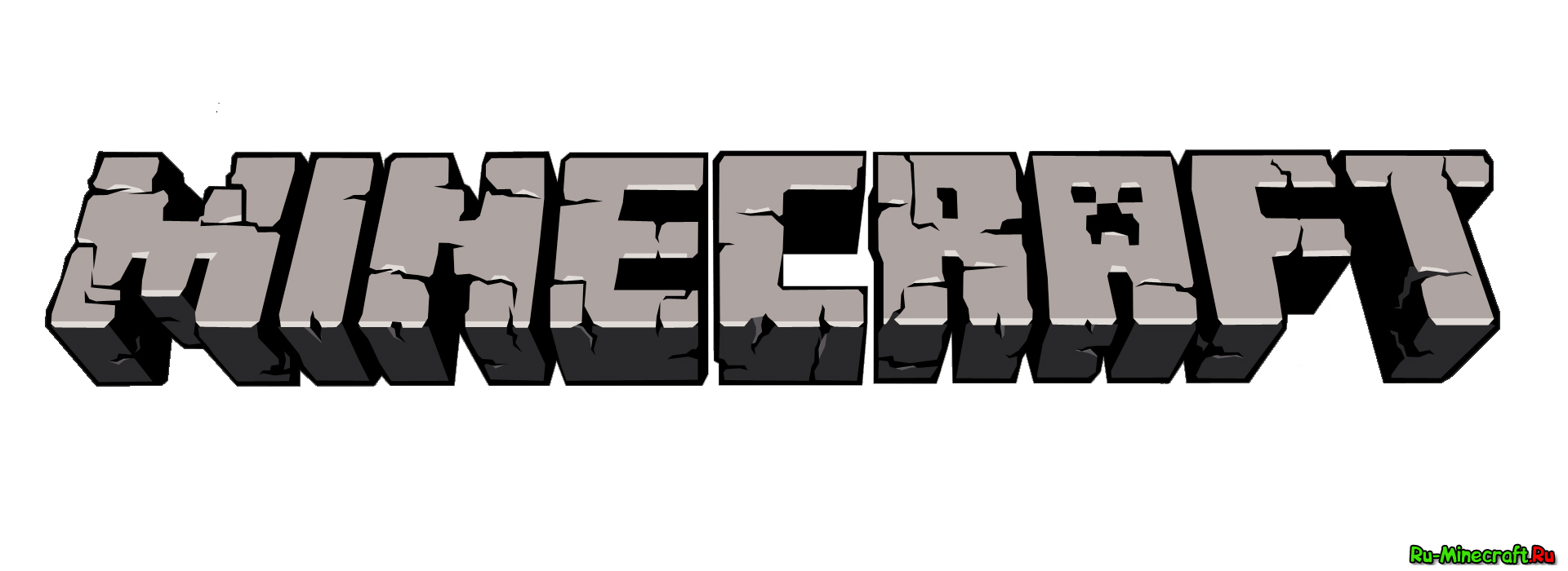 Minecraft Transparent Background Minecraft Logo Transparent