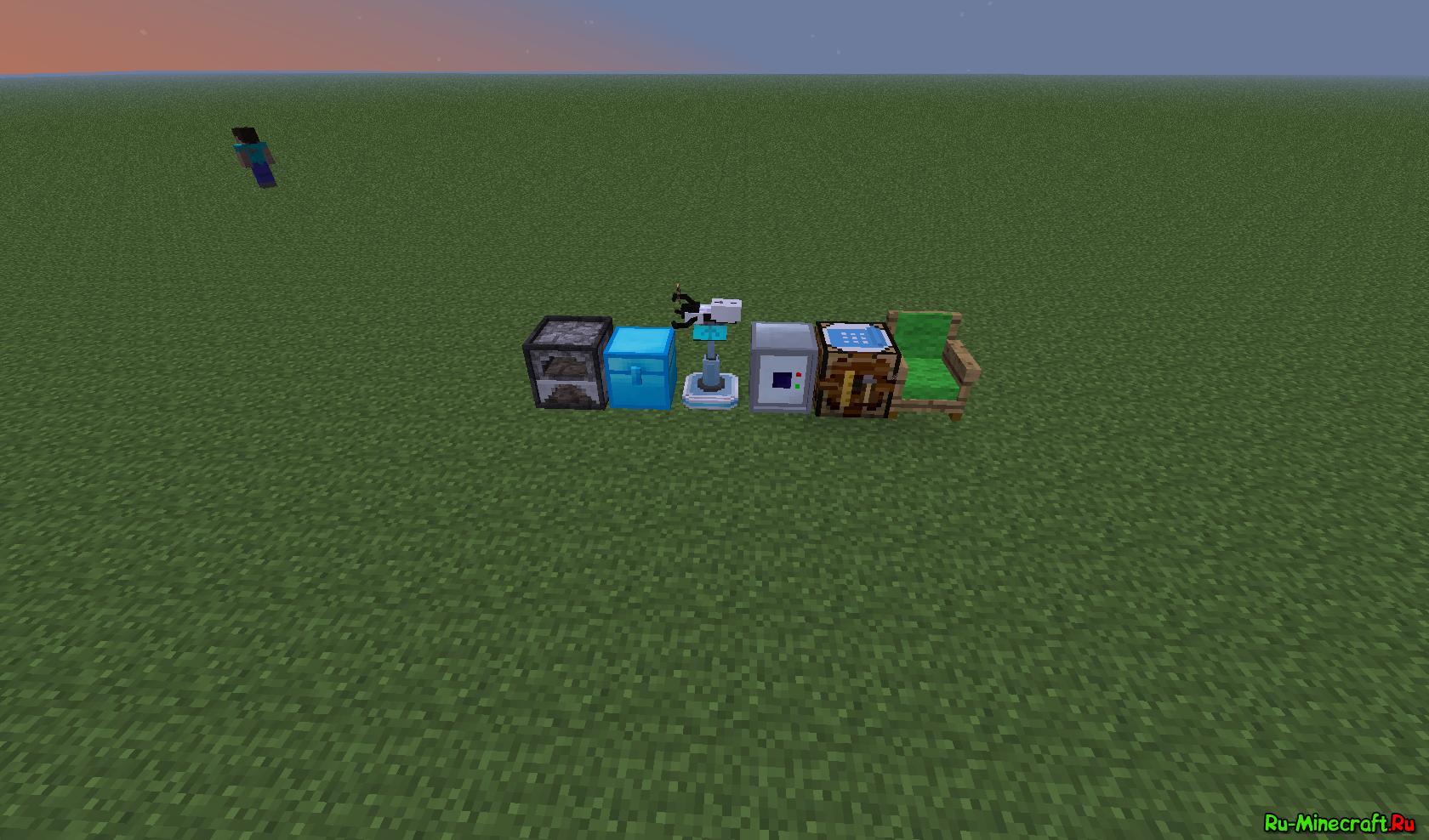 Клиент realcraft 1 5 1 industrialcraft 2 buildcraft 3