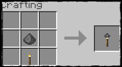 Torched mod фейерверк из факелов
