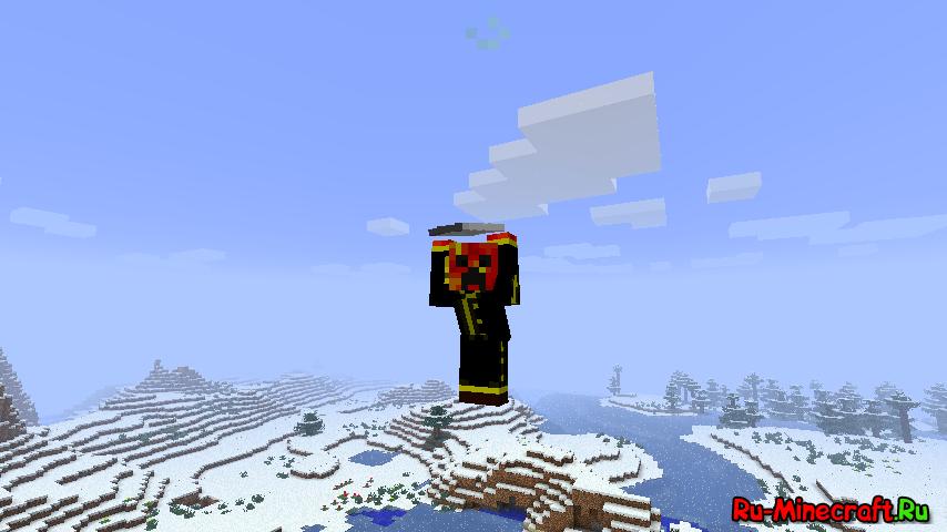 Скачать Клиент Minecraft 1.5.2 С Модом Aether