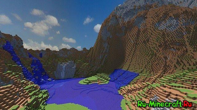 карты майнкрафт 1 5 2 остров
