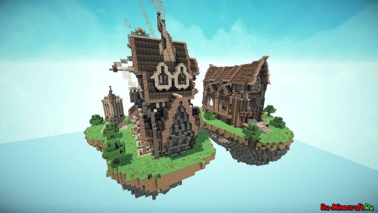 castle maps minecraft