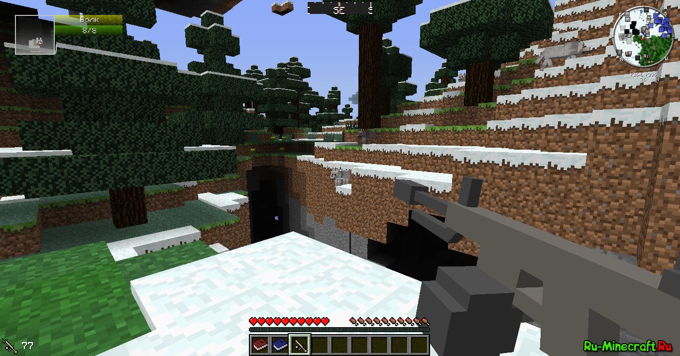 Скачать Minecraft бесплатно