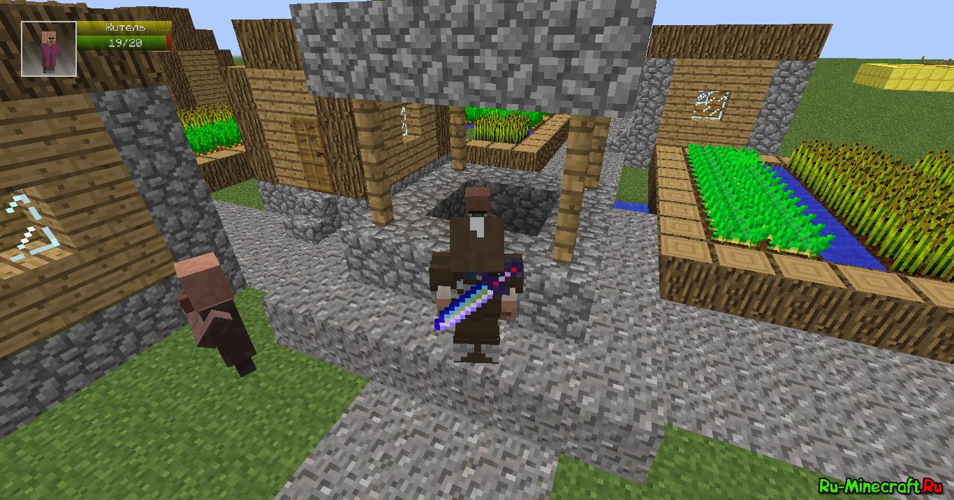 Скачать сборку майнкрафт 1.7.10 с модами для Minecraft 1.7 ...