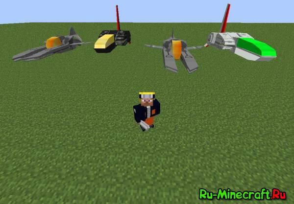 Скачать мод bc3 для minecraft 1.4.7 - 97c