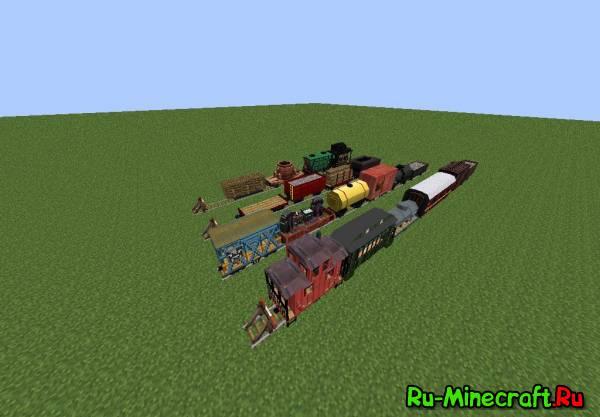 Скачать мод bc3 для minecraft 1.4.7 - 8098
