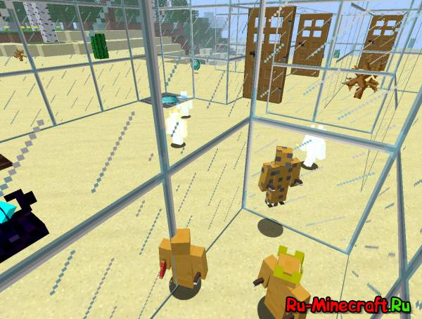 [1.5.2] [RUS] Clay Soldiers Mod - ��������� ���������! :3