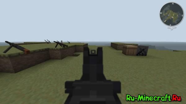 battlefield майнкрафт 1 7