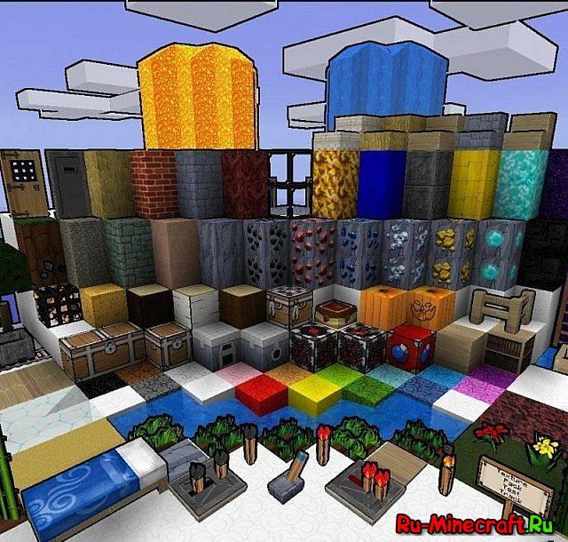 64X]Minecraft 4Kids Revived - Мультяшный ...: ru-minecraft.ru/tekstur-paki-minecraft/resource-packs-minecraft...