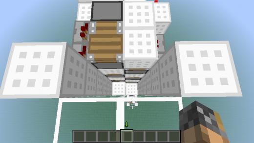 Строится данный лифт легко и