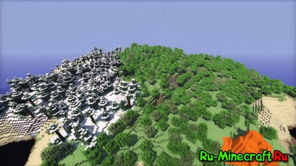 Шейдерпаки для Minecraft 1.7.2