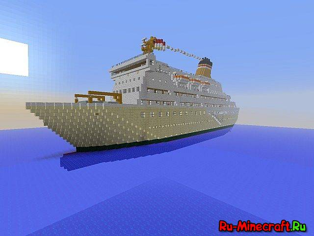[Map] Ship - Корабль
