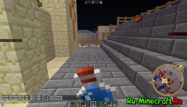 Minecraft Thirst Plugin