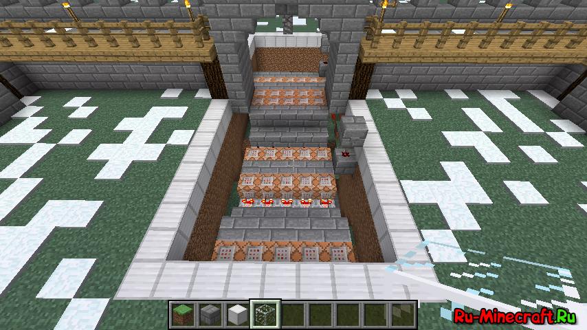 ворота в minecraft 1.7+