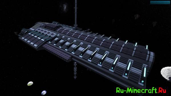 Let s play starmade космический майнкрафт