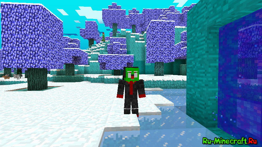 Лаунчер Minecraft для игры на серверах Squareland.
