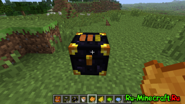 Как сделать рюкзак в minecraft фото 922