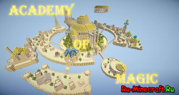 [Map] Academy of Magic - �������� �����