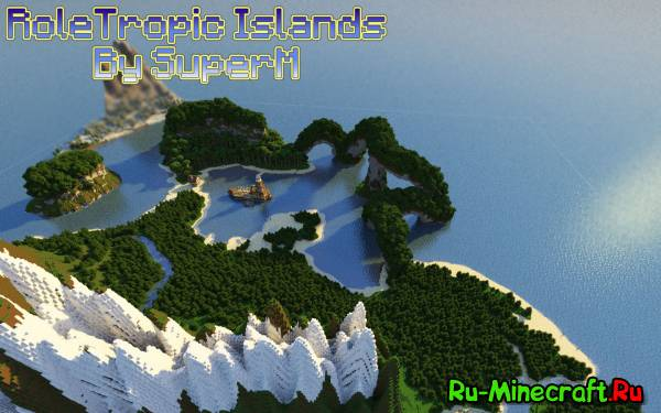 [MAP] RoleTropic Islands � ���������, �������� ����������� ����� �� ����!