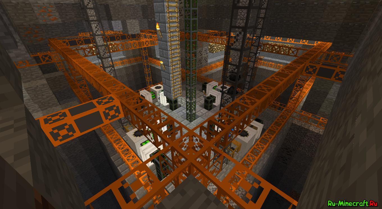 Hi-tech сервер minecraft