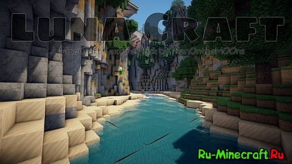 [1.7.x][32x32] LunaCraft Photo realism